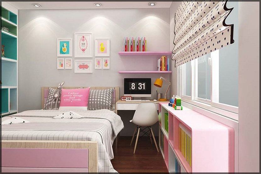 thiết kế thi công nội thất căn hộ chung cư Stellar Garden 03