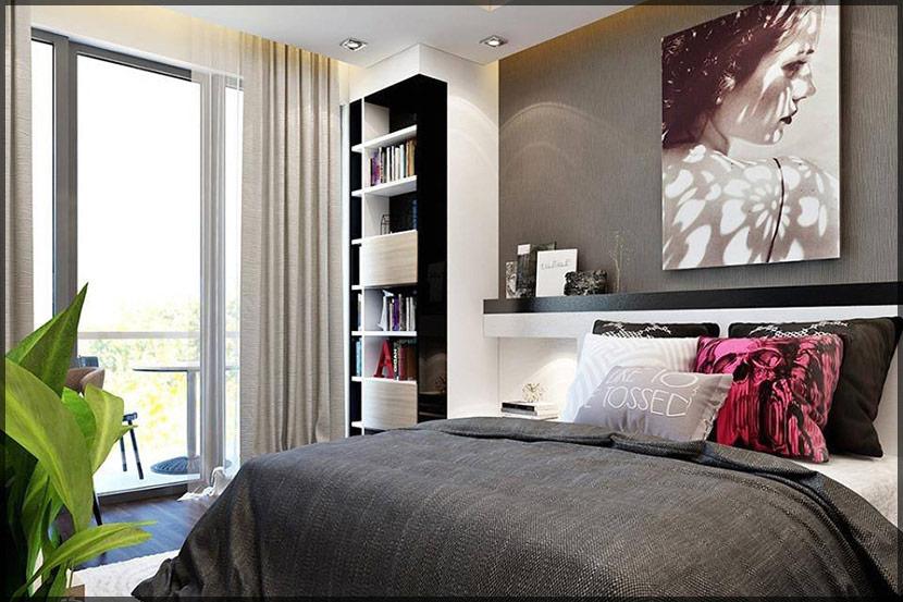 thiết kế thi công nội thất căn hộ chung cư Stellar Garden 04