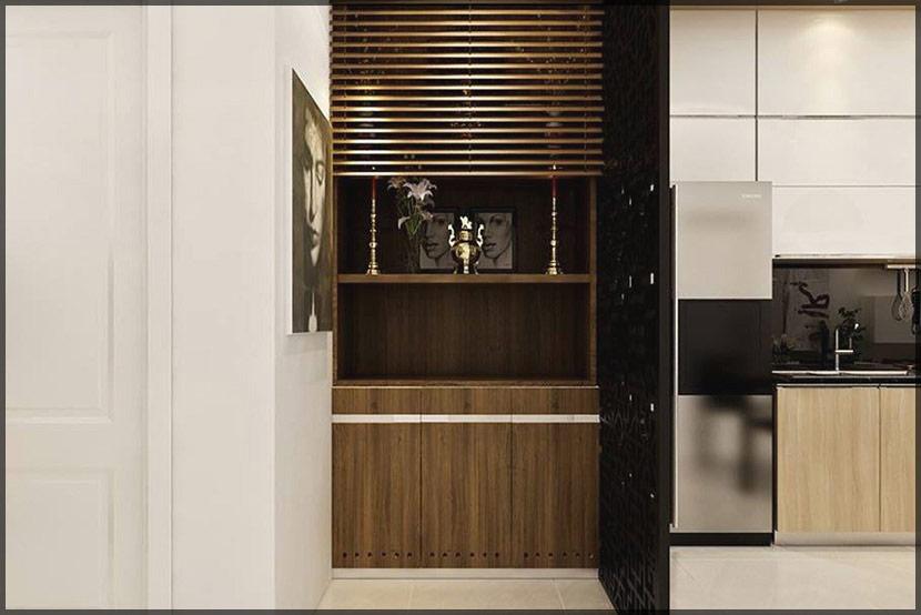 thiết kế thi công nội thất căn hộ chung cư Stellar Garden 09