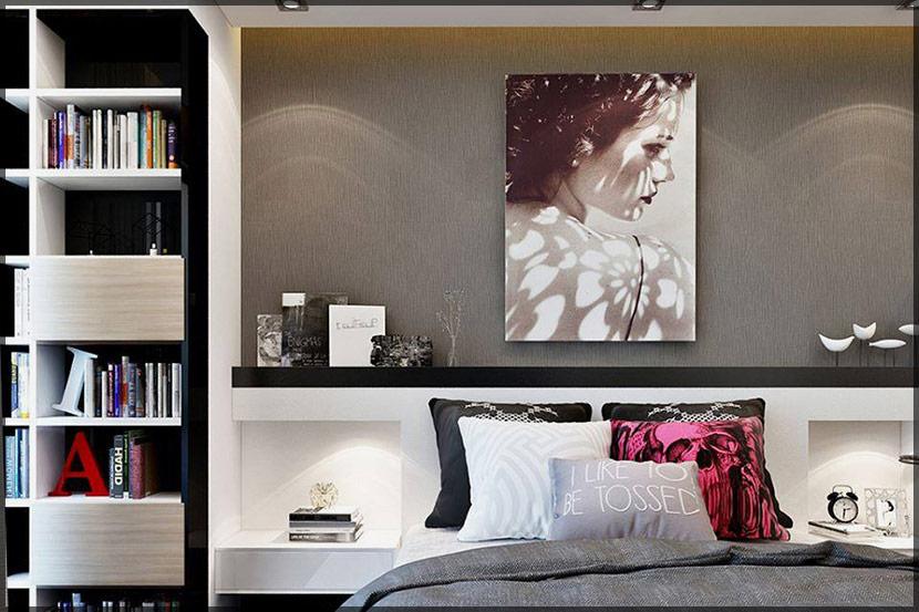 thiết kế thi công nội thất căn hộ chung cư Stellar Garden 11