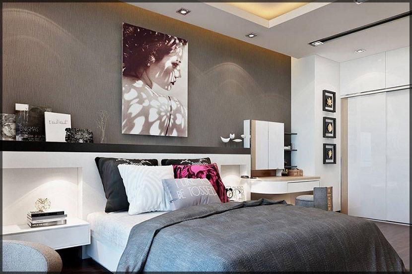 thiết kế thi công nội thất căn hộ chung cư Stellar Garden 12