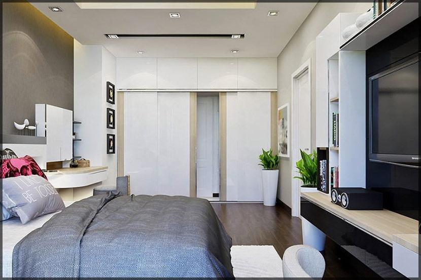 thiết kế thi công nội thất căn hộ chung cư Stellar Garden 17