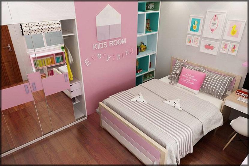 thiết kế thi công nội thất căn hộ chung cư Stellar Garden 19