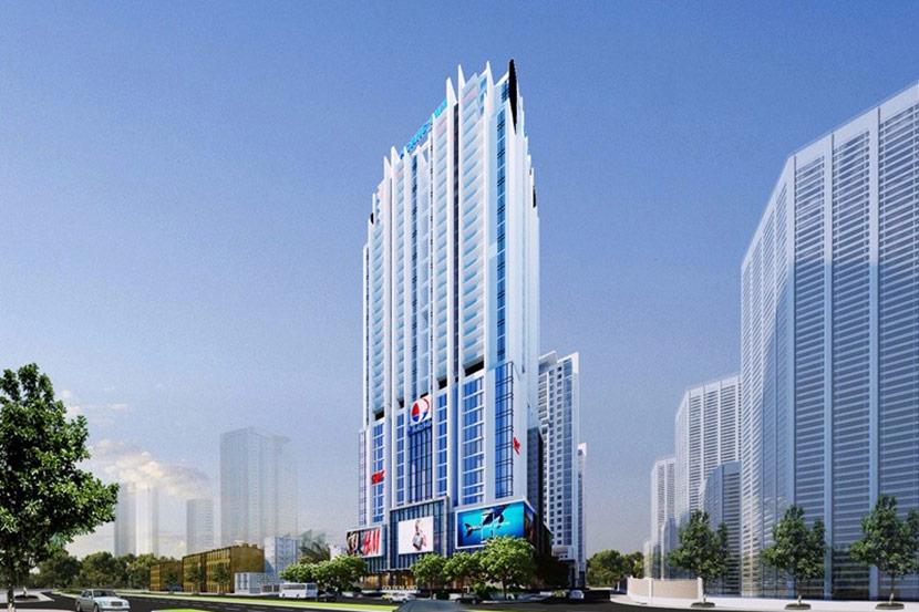 thiết kế thi công nội thất chung cư gold tower 275 nguyễn trãi 2