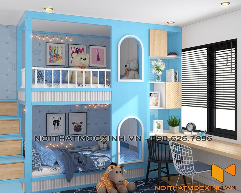 thiết kế thi công nội thất chung cư sunshine city ciputra tây hồ 11