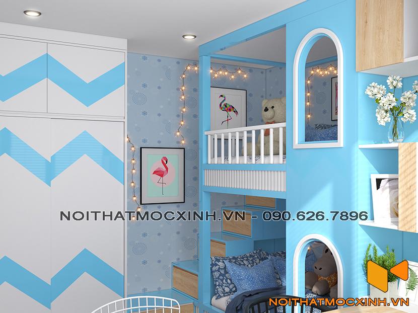 thiết kế thi công nội thất chung cư sunshine city ciputra tây hồ 12