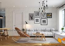 thiết kế thi công nội thất chung cư sunshine city ciputra tây hồ 16