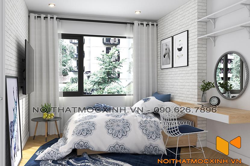 thiết kế thi công nội thất chung cư sunshine city ciputra tây hồ 4
