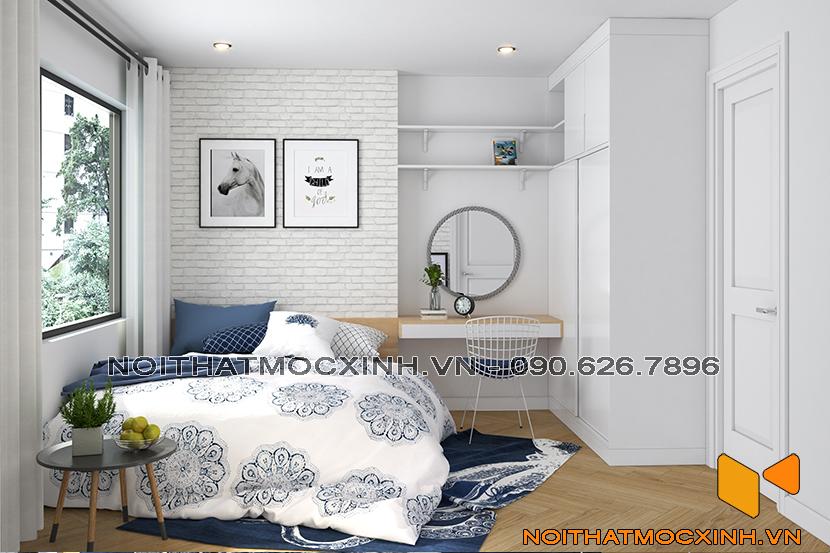 thiết kế thi công nội thất chung cư sunshine city ciputra tây hồ 5