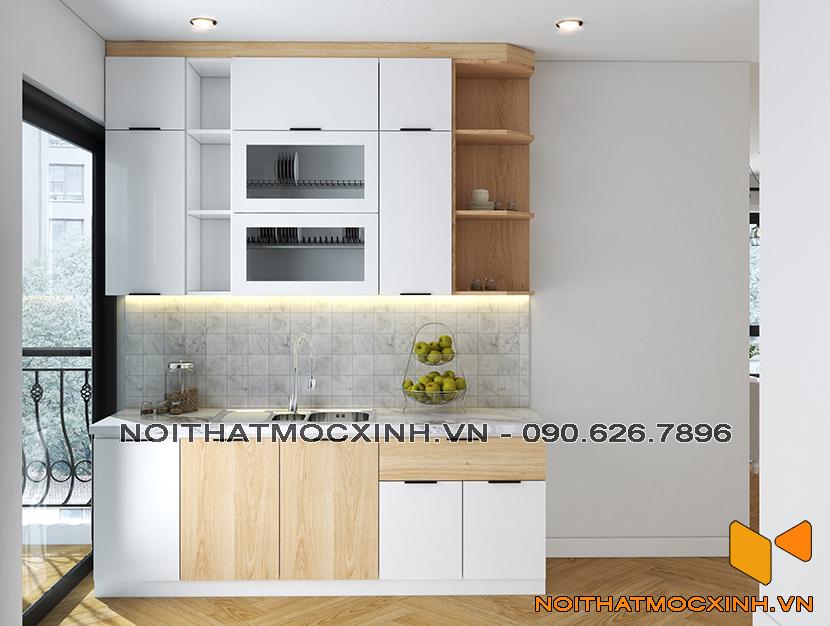 thiết kế thi công nội thất chung cư sunshine city ciputra tây hồ 7