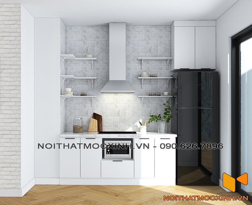 thiết kế thi công nội thất chung cư sunshine city ciputra tây hồ 8