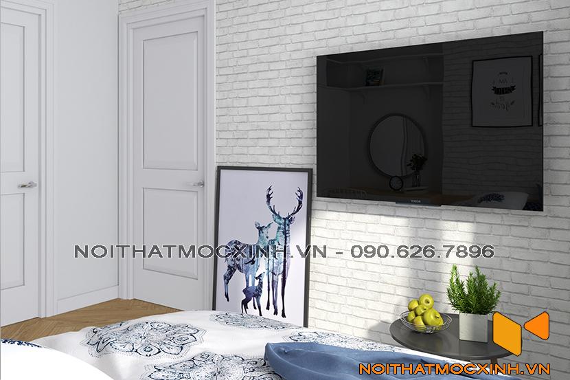 thiết kế thi công nội thất chung cư sunshine city ciputra tây hồ 9
