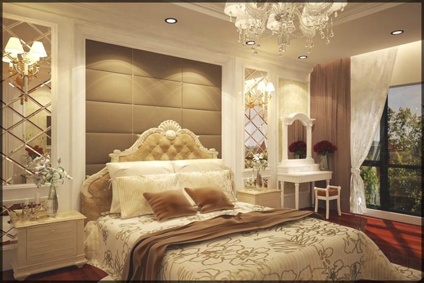 vẻ đẹp nội thất biệt thự tân cổ điển 2