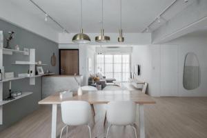 Cải tạo nhà cũ 40 tuổi theo phong cách Bắc Âu hiện đại