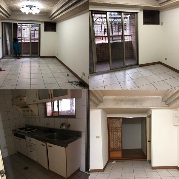 Hình ảnh trước và sau khi cải tạo nhà chung cư cũ