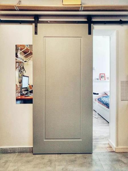 Cải tạo nhà tập thể 40m2 theo phong cách hiện đại