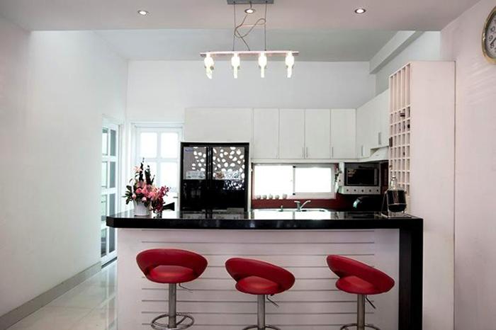 thi công thiết kế nội thất nhà phố hiện đại 040819 2