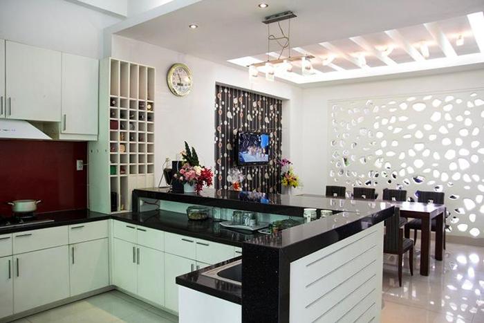thi công thiết kế nội thất nhà phố hiện đại 040819 3