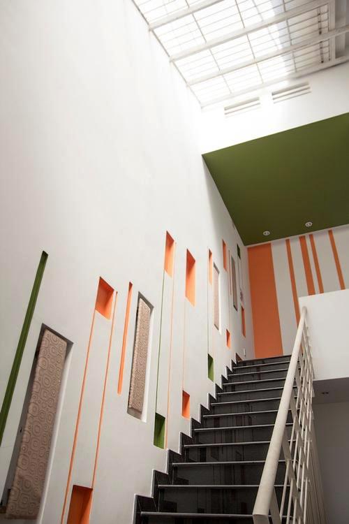 thi công thiết kế nội thất nhà phố hiện đại 040819 7