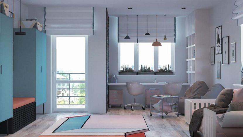 thi công thiết kế nội thất nhà phố hiện đại 040819 8