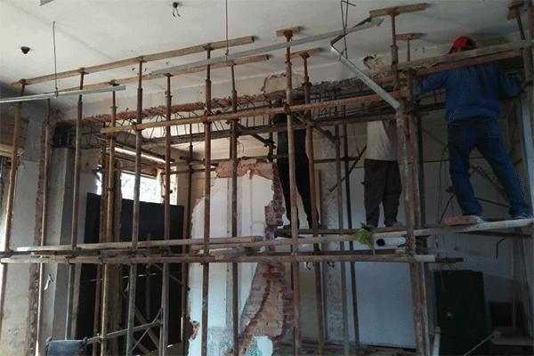 cải tạo nhà cũ nát