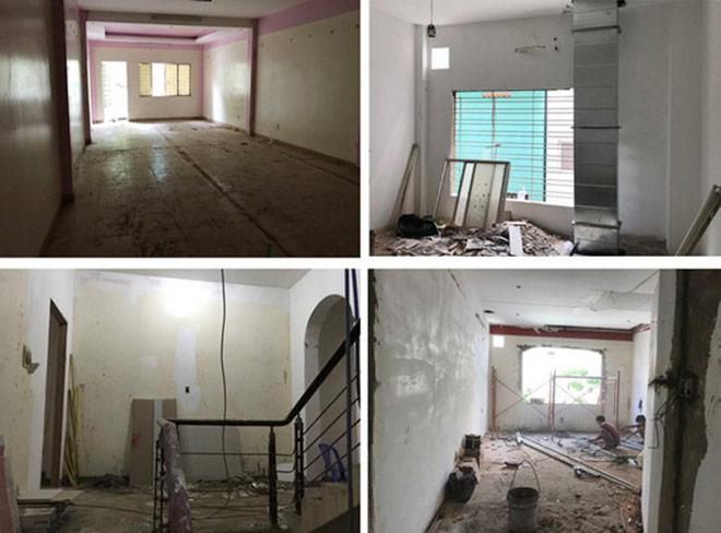 cải tạo nhà cũ thành biệt thự 3