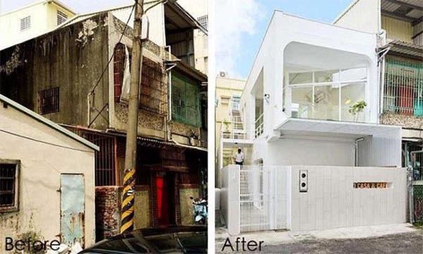 cải tạo nhà cũ thành mới 1
