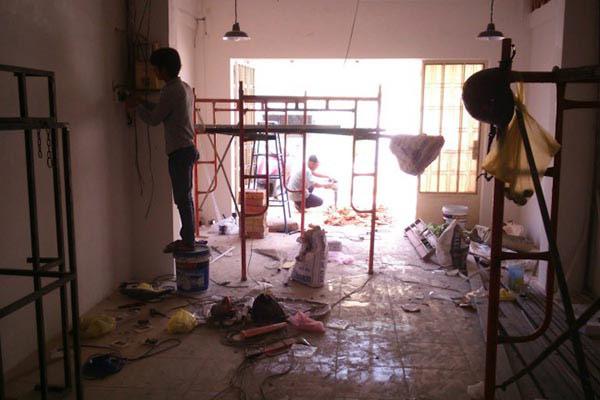 cải tạo nhà cũ thành mới 5