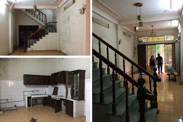 cải tạo nhà cũ 2 tầng 4