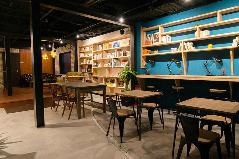 cải tạo nhà cũ thành quán cafe 1