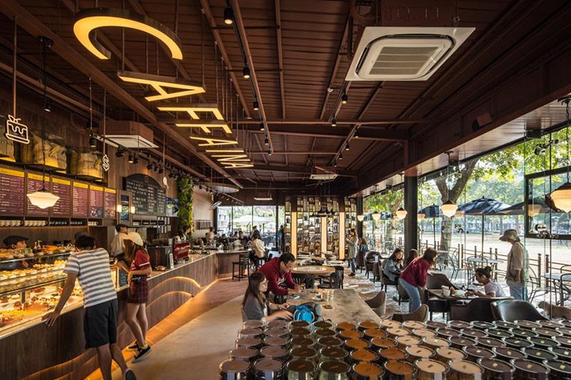 cải tạo nhà cũ thành quán cafe 11