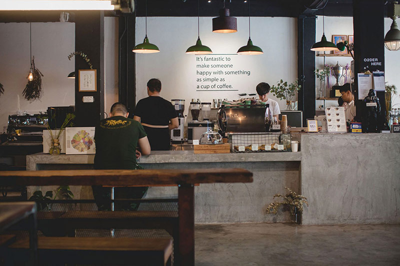 cải tạo nhà cũ thành quán cafe 12