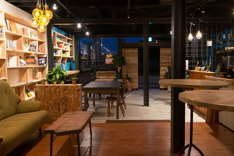 cải tạo nhà cũ thành quán cafe 4