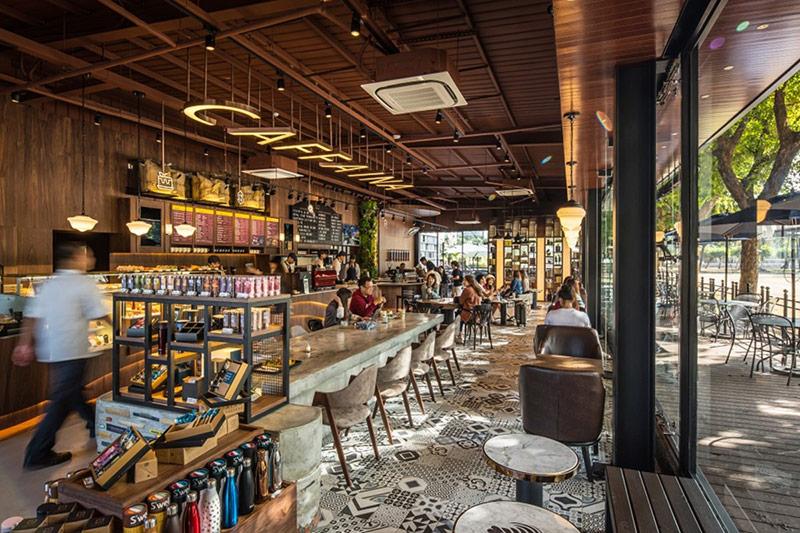 cải tạo nhà cũ thành quán cafe 8