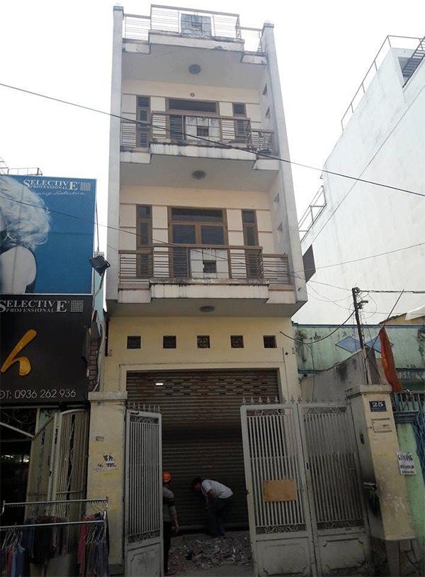 cải tạo nhà phố đẹp