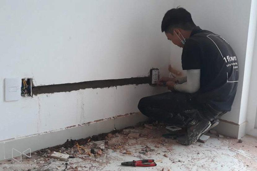 đơn giá sửa chữa nhà chung cư 1