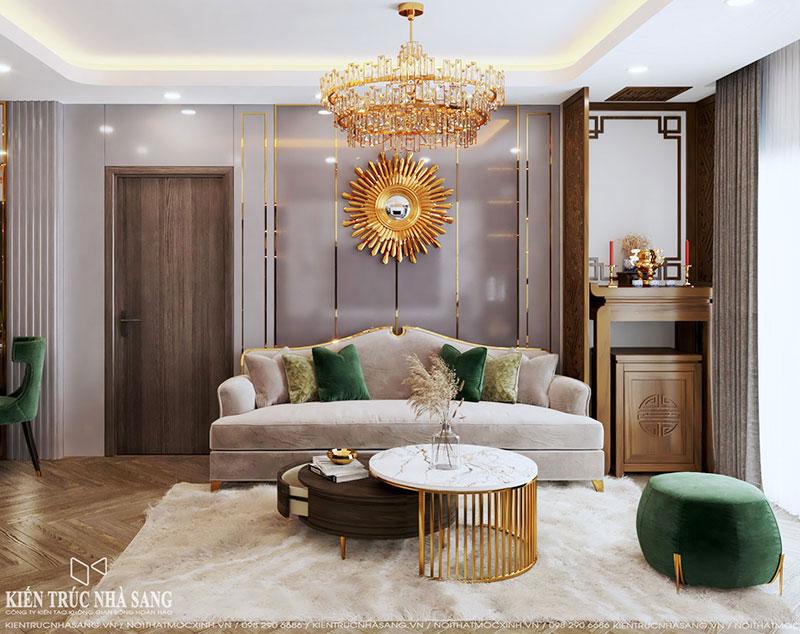 đơn giá thi công nội thất chung cư tốt nhất tại Hà Nội