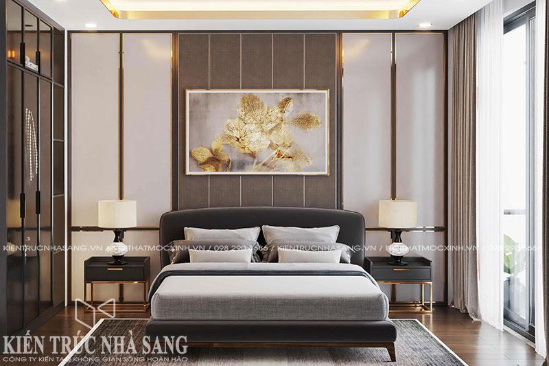 giá thi công nội thất chung cư luxury