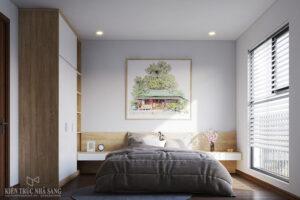 nội thất căn hộ chung cư the emerald 1