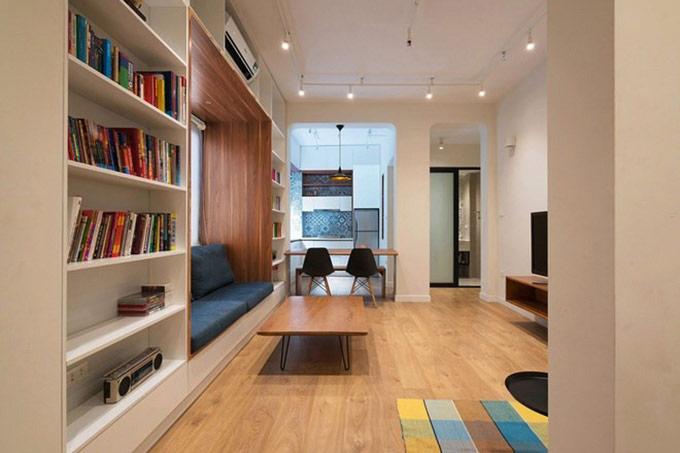 quy trình cải tạo nhà chung cư 1