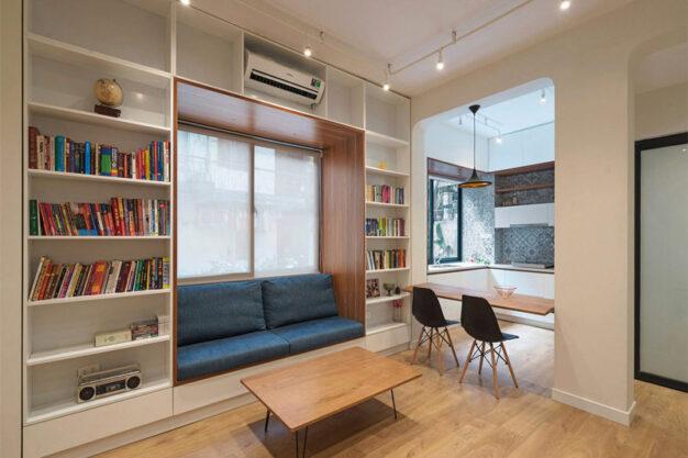 quy trình cải tạo nhà chung cư