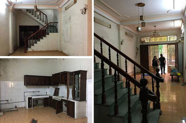 thiết kế nội thất cải tạo nhà cũ 3