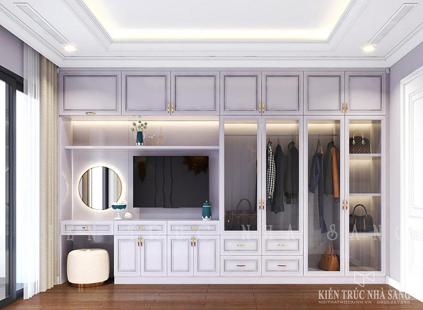cải tạo không gian chung cư 5