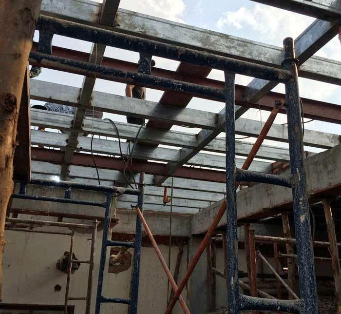 cải tạo nhà cấp 4 cũ nát 1