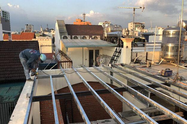 cải tạo nhà cấp 4 thành nhà 2 tầng 3