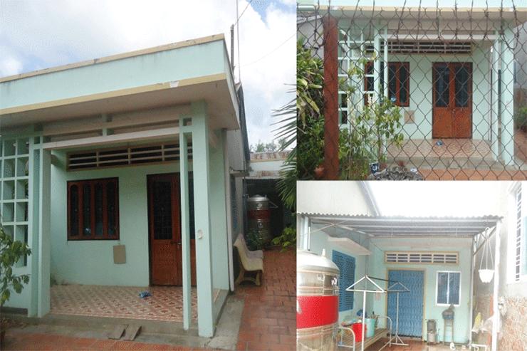 cải tạo nhà cũ giá 1