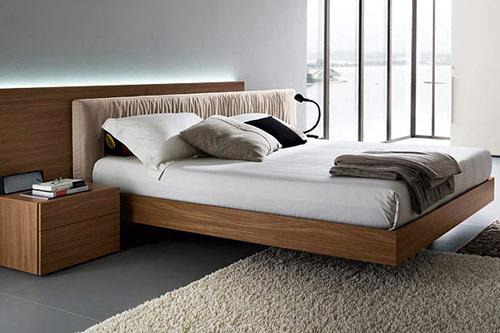 mẫu giường gỗ công nghiệp đẹp 11