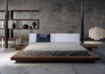 mẫu giường gỗ công nghiệp đẹp 5