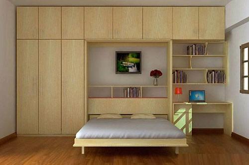mẫu giường gỗ công nghiệp đẹp 6