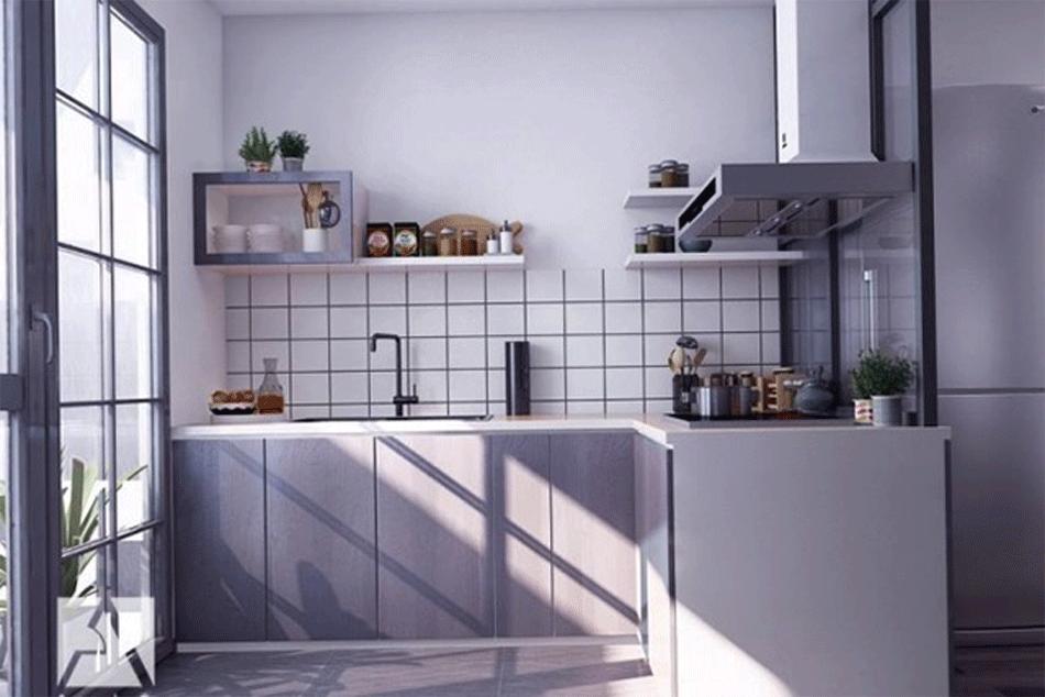 cải tạo nhà bếp nhỏ 1